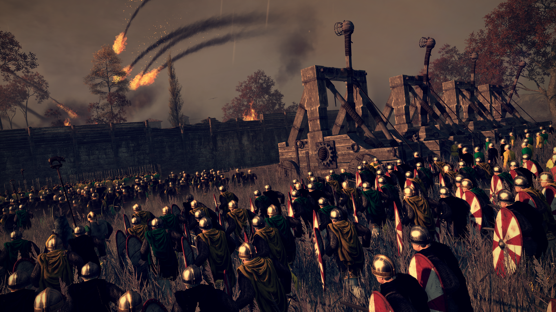 total war attila full hd wallpaper and hintergrund