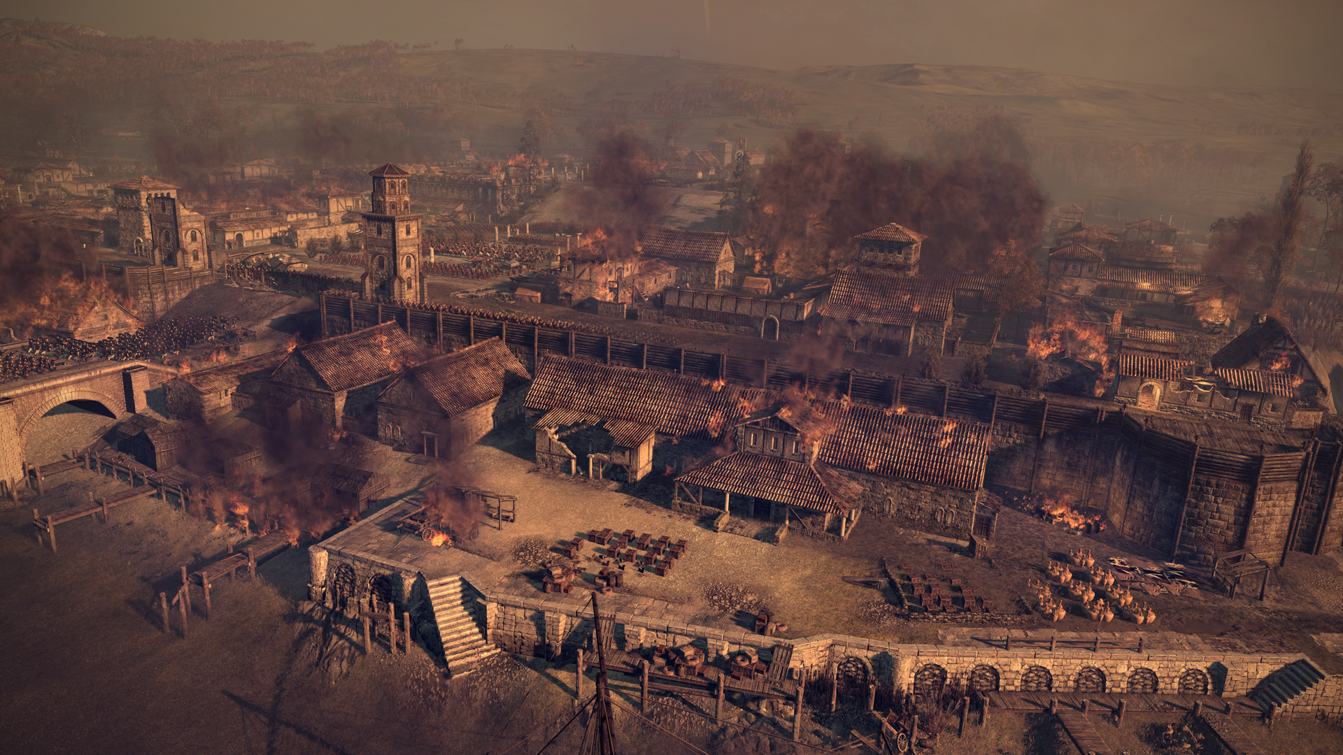 total war attila hd wallpaper background image