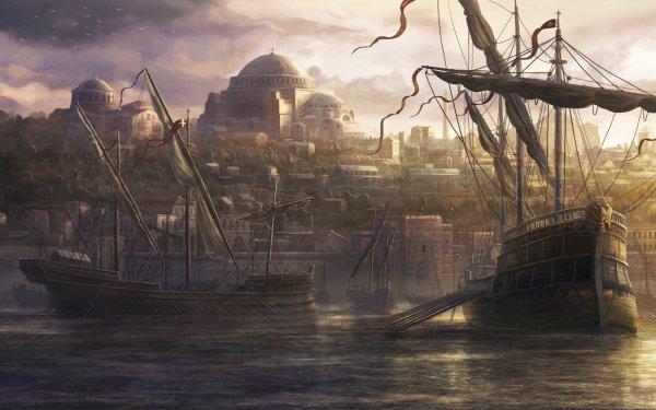 Video Game Total War: Attila Total War HD Wallpaper   Background Image