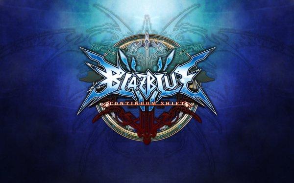 Video Game BlazBlue: Continuum Shift Anime Blazblue Logo HD Wallpaper   Background Image