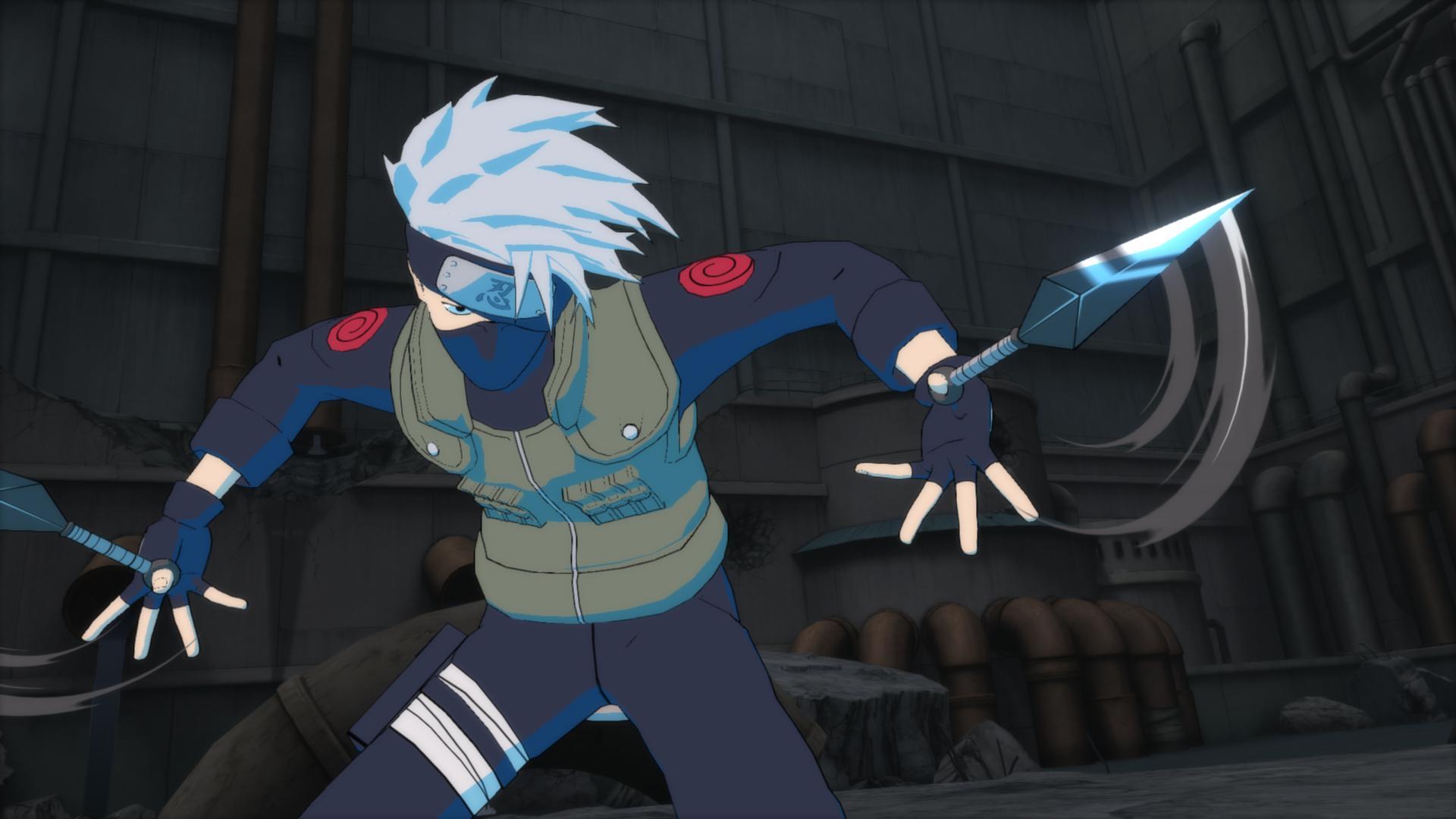 Hd wallpaper kakashi - Video Game Naruto Shippuden Ultimate Ninja Storm Revolution Kakashi Hatake Naruto Wallpaper