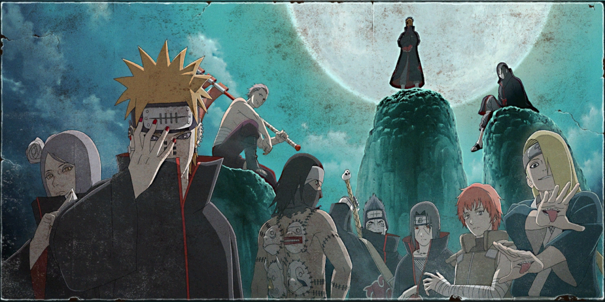 75 Akatsuki Naruto HD Wallpapers