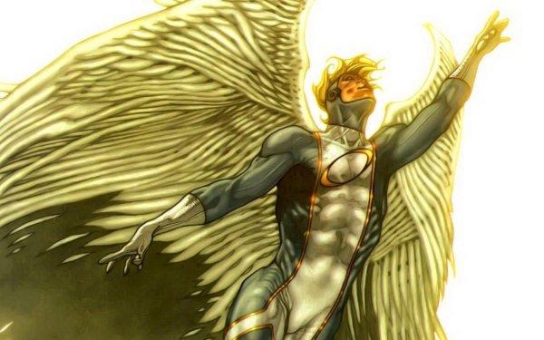 Comics Angel X-Men Warren Worthington III Wings HD Wallpaper | Background Image