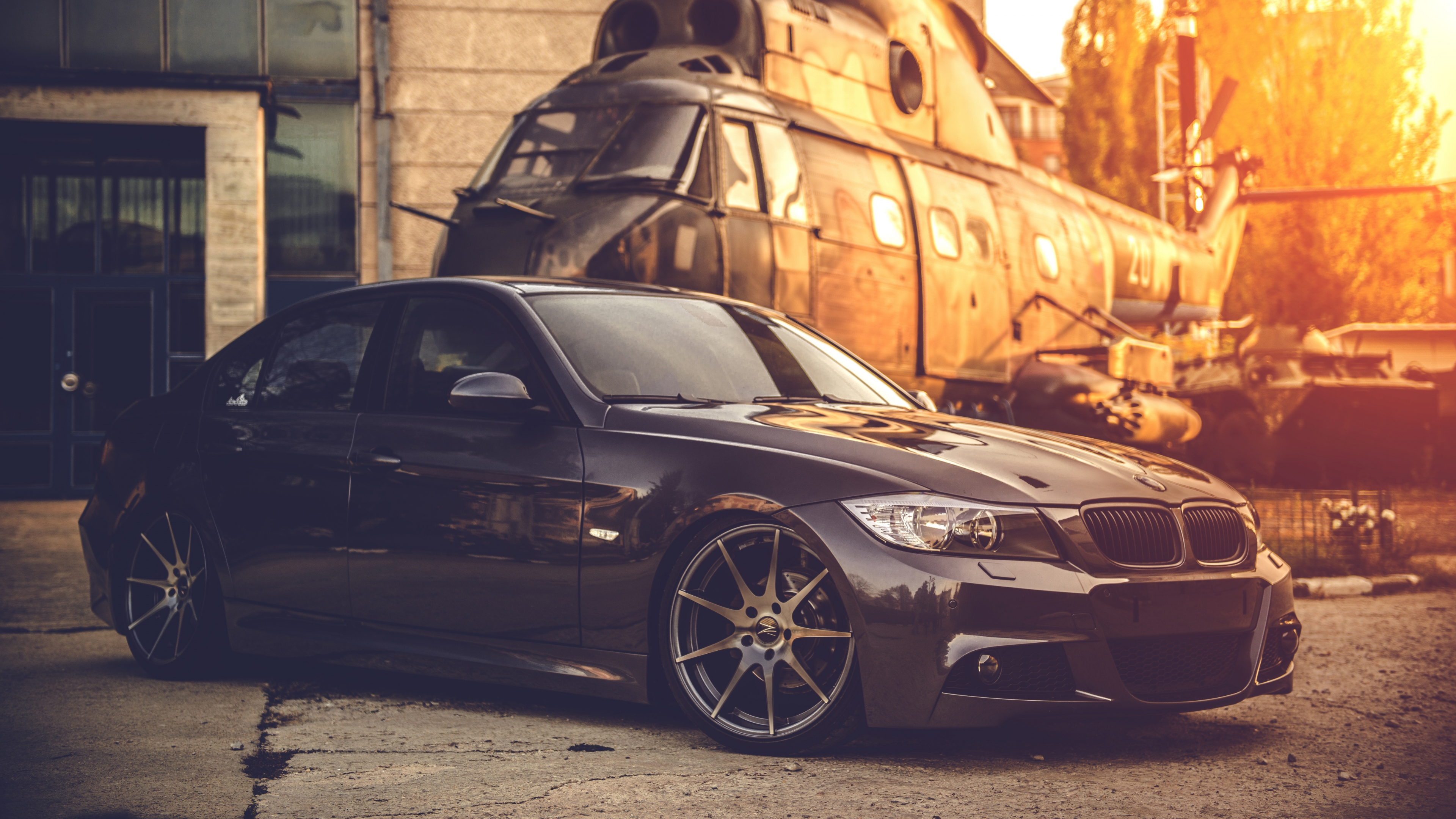 Bmw 4k Ultra Hd Wallpaper Background Image 3840x2160 Id 548306