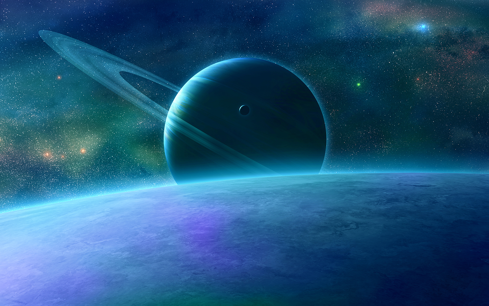 Planetary ring computer wallpapers desktop backgrounds - Space wallpaper 2160x1920 ...