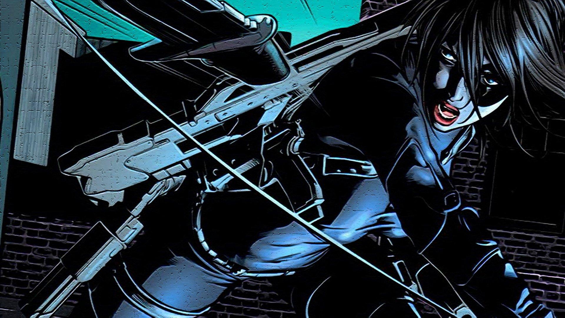 Comics - Domino  Domino (DC Comics) Wallpaper
