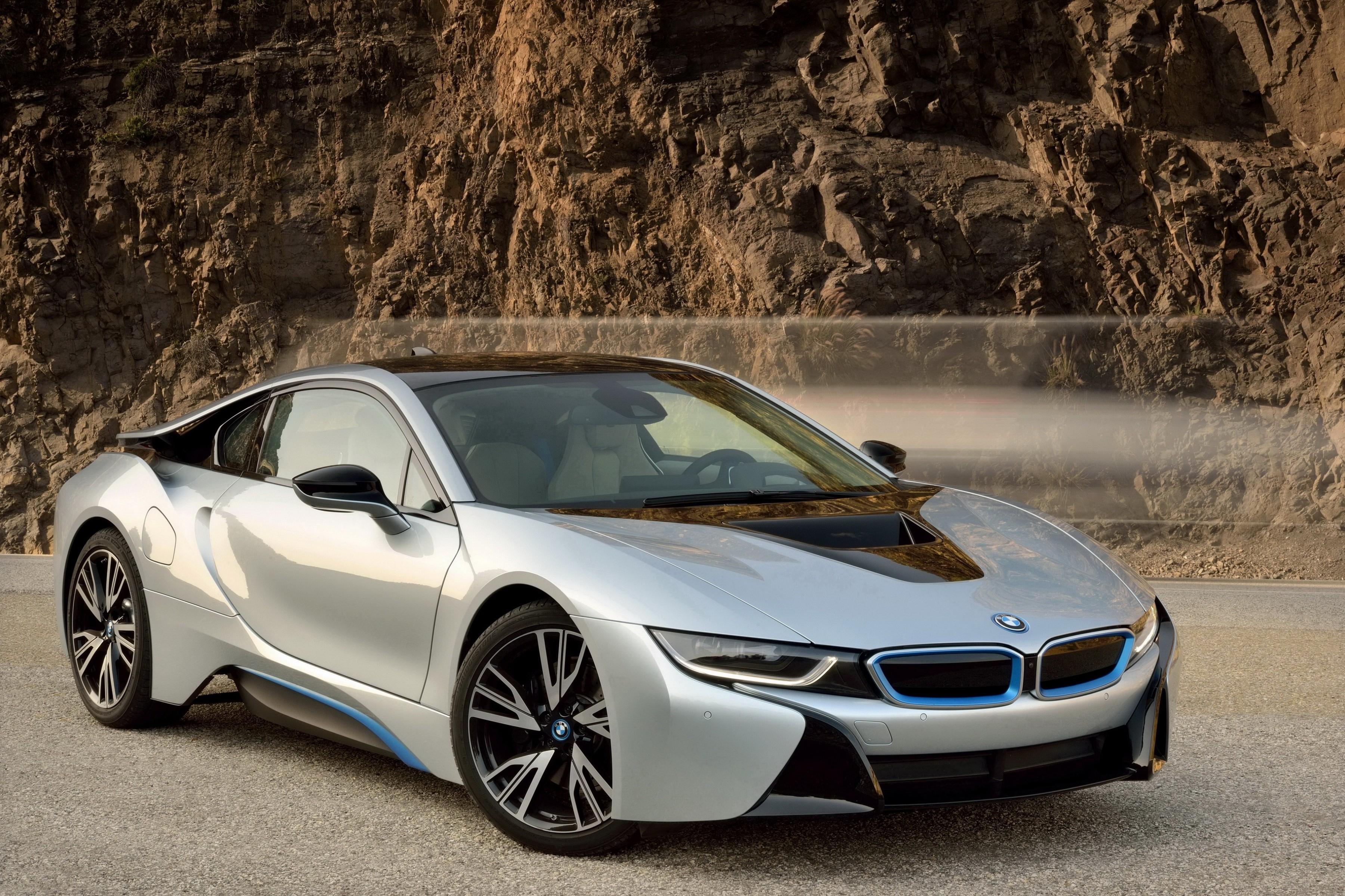 BMW i8 HD Wallpaper | Background Image | 3600x2400 ...