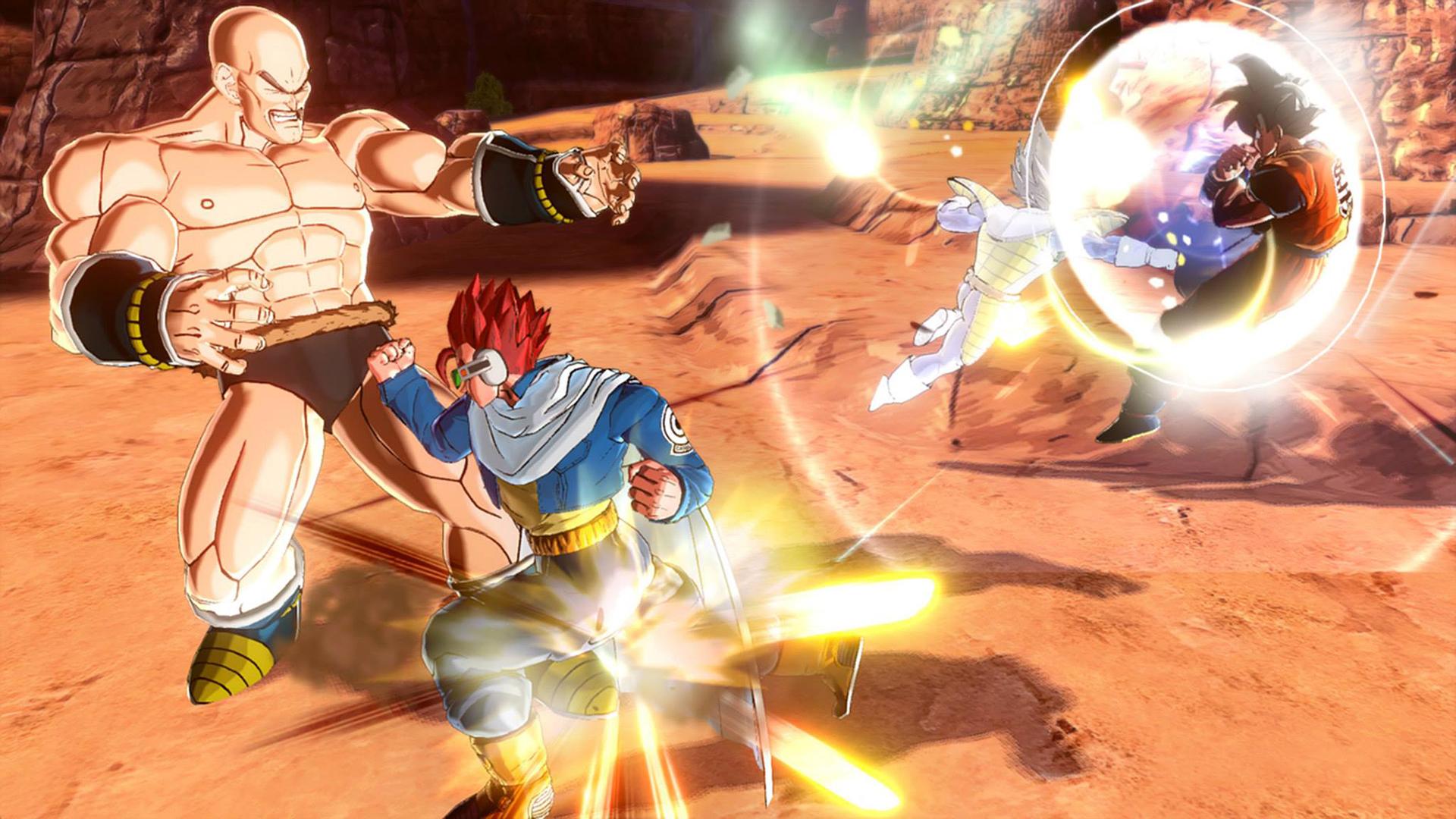 Z Rating Xenoverse Game Dragon Ball Xenoverse