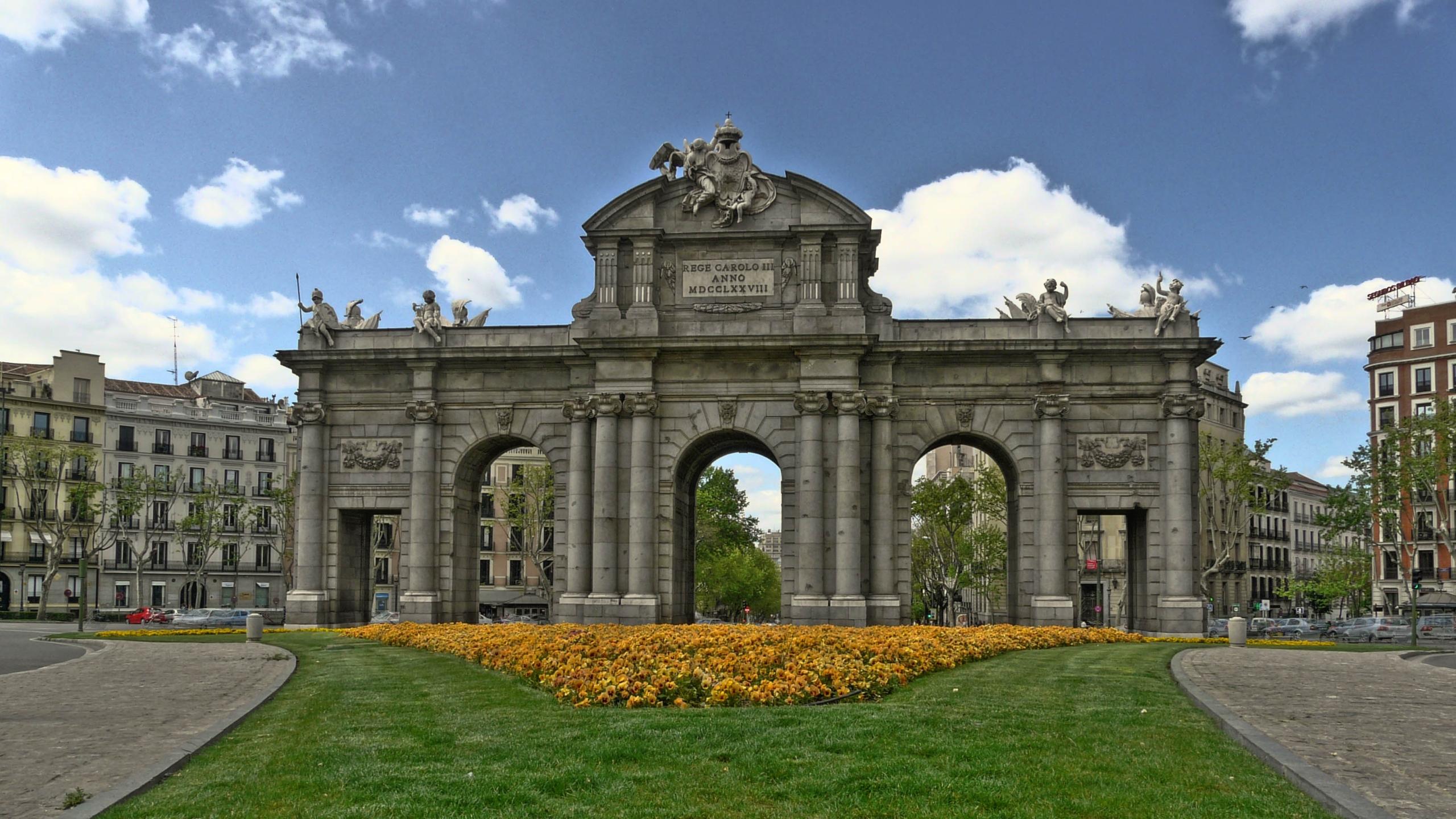 Puerta de alcal full hd fondo de pantalla and fondo de for Puerta wallpaper hd