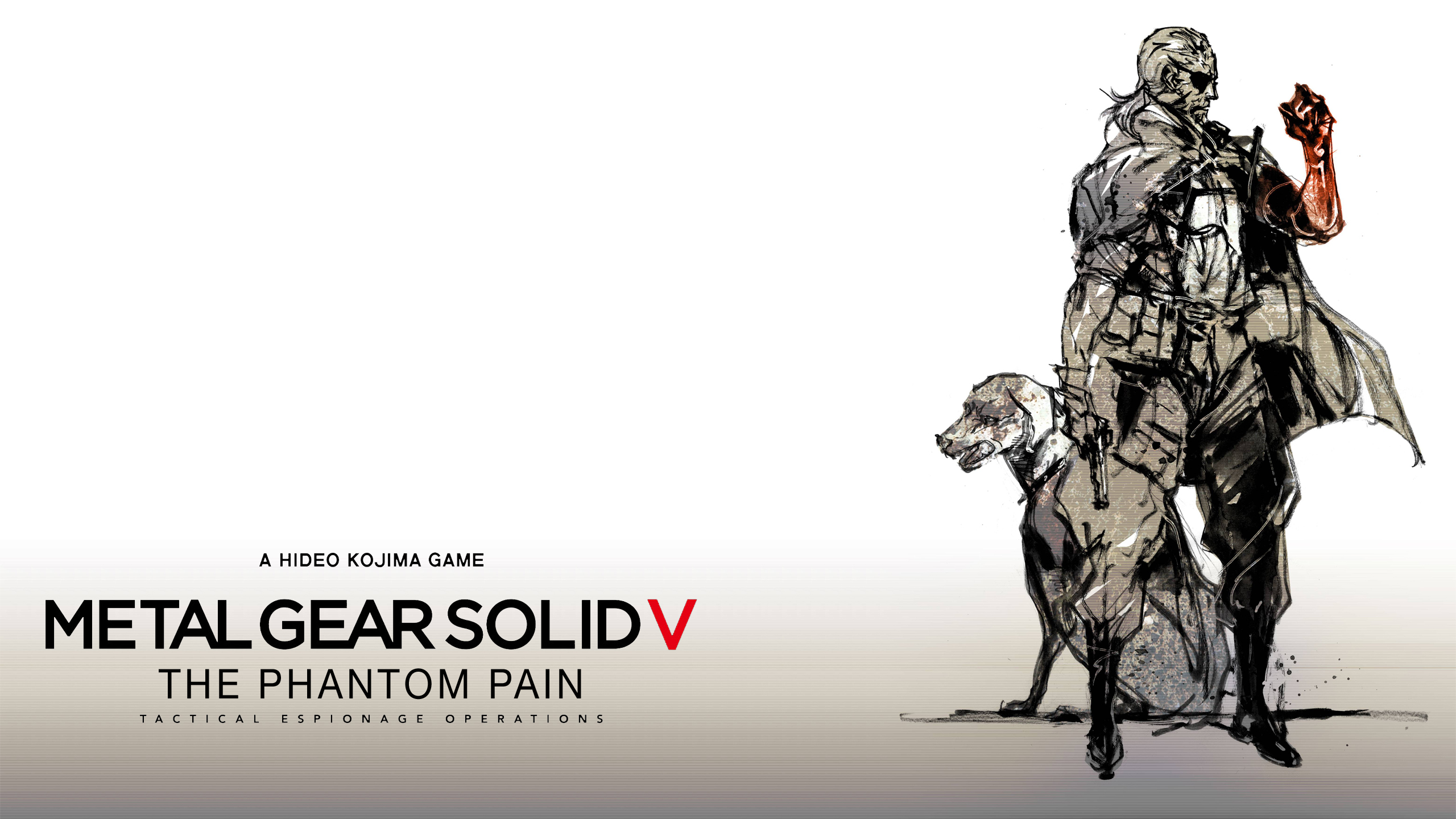 Metal Gear Solid V: The Phantom Pain HD Wallpaper