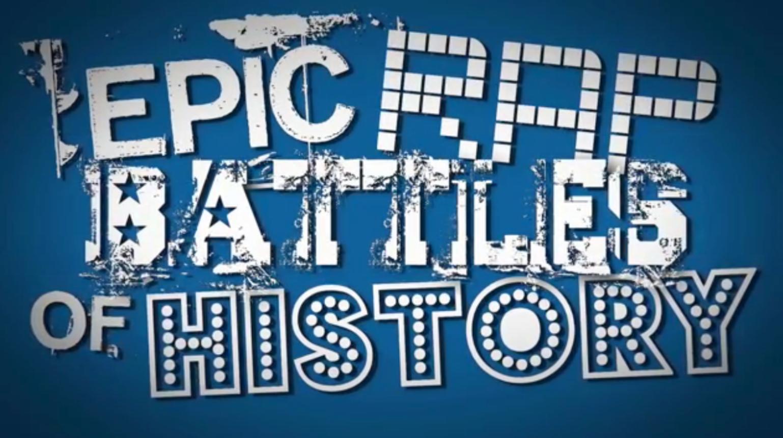 Epic rap battles of history Wallpaper and Hintergrund