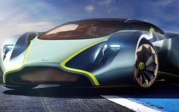 Vehicles Aston Martin DP-100 Aston Martin Aston Martin DP 100 Vision Gran Turismo Gran Turismo 6 HD Wallpaper | Background Image