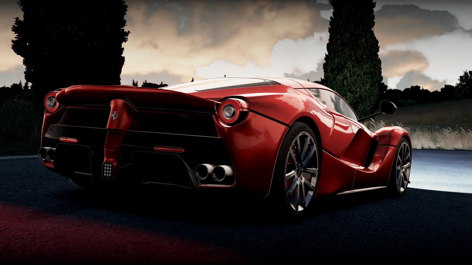 12+ La Ferrari 4K Desktop Wallpaper  Pictures