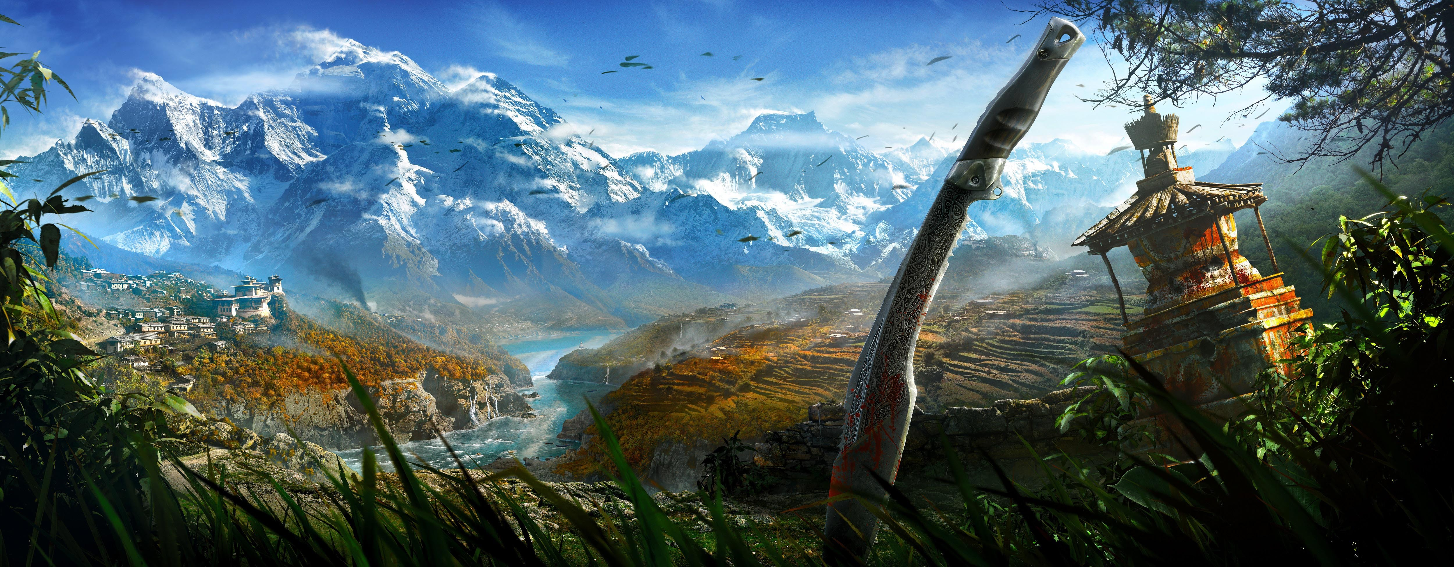 Far Cry 4 Wallpapers - Movie HD Wallpapers  Far Cry 4 Wallpaper Hd