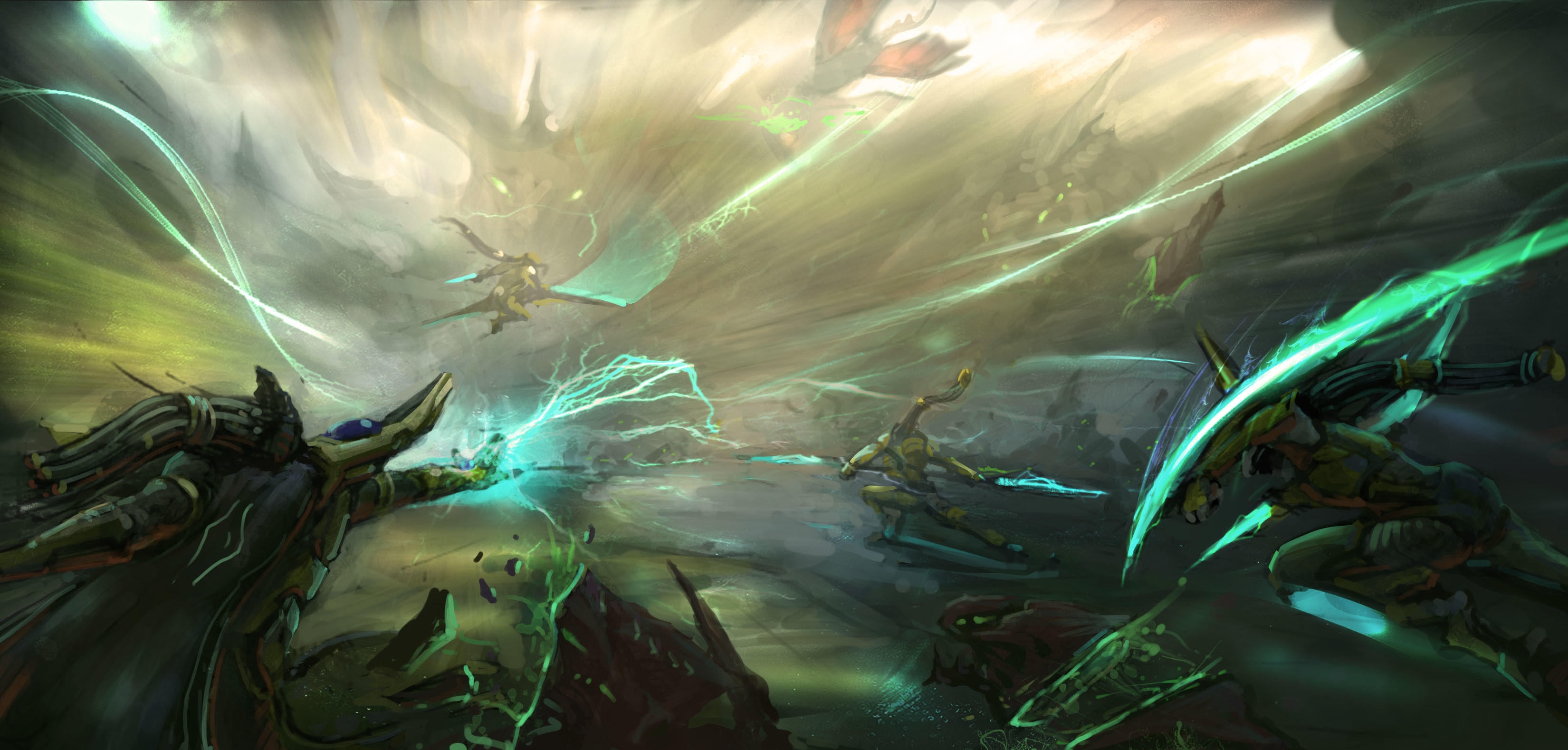 16 Starcraft Ii Legacy Of The Void Hd Wallpapers Background