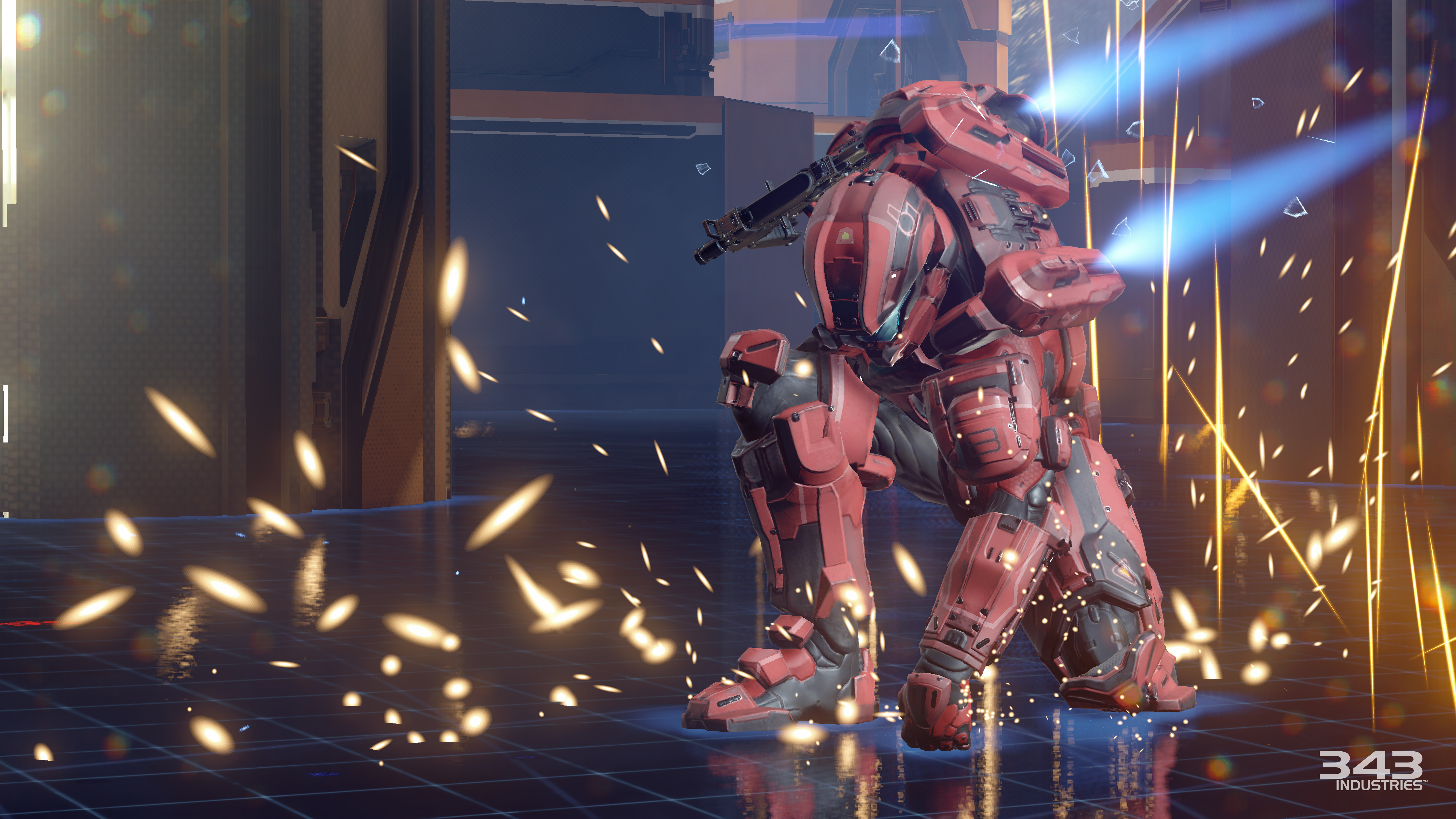 Halo 5 Guardians 5k Retina Ultra Hd Wallpaper Background Image