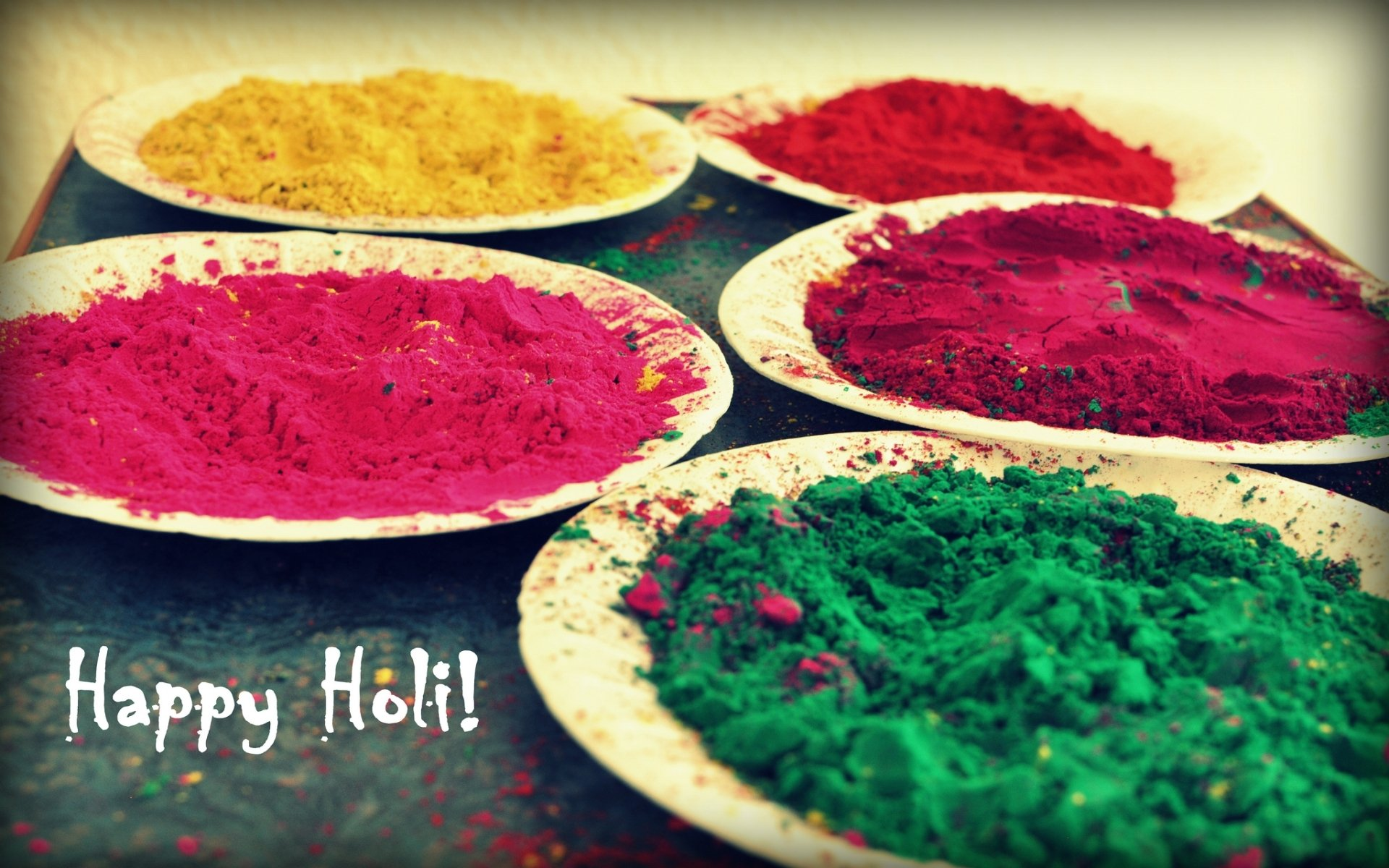 Holiday - Holi  Colors Wallpaper
