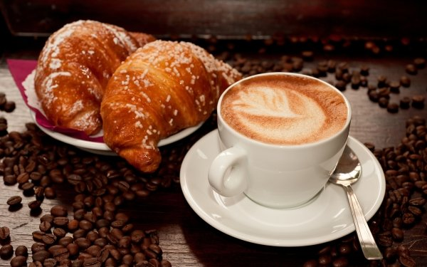 Food Cappuccino HD Wallpaper   Background Image