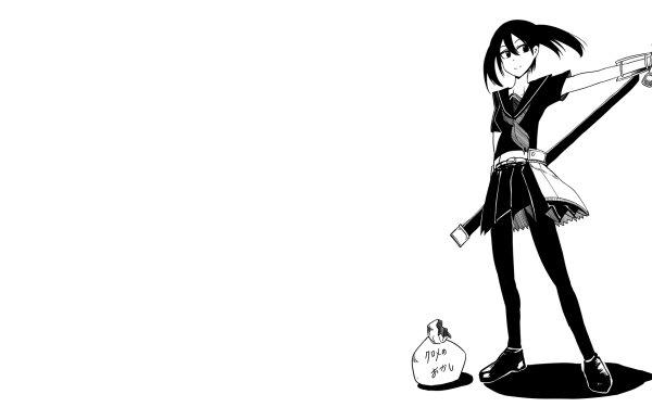 Anime Akame ga Kill! Kurome HD Wallpaper | Background Image
