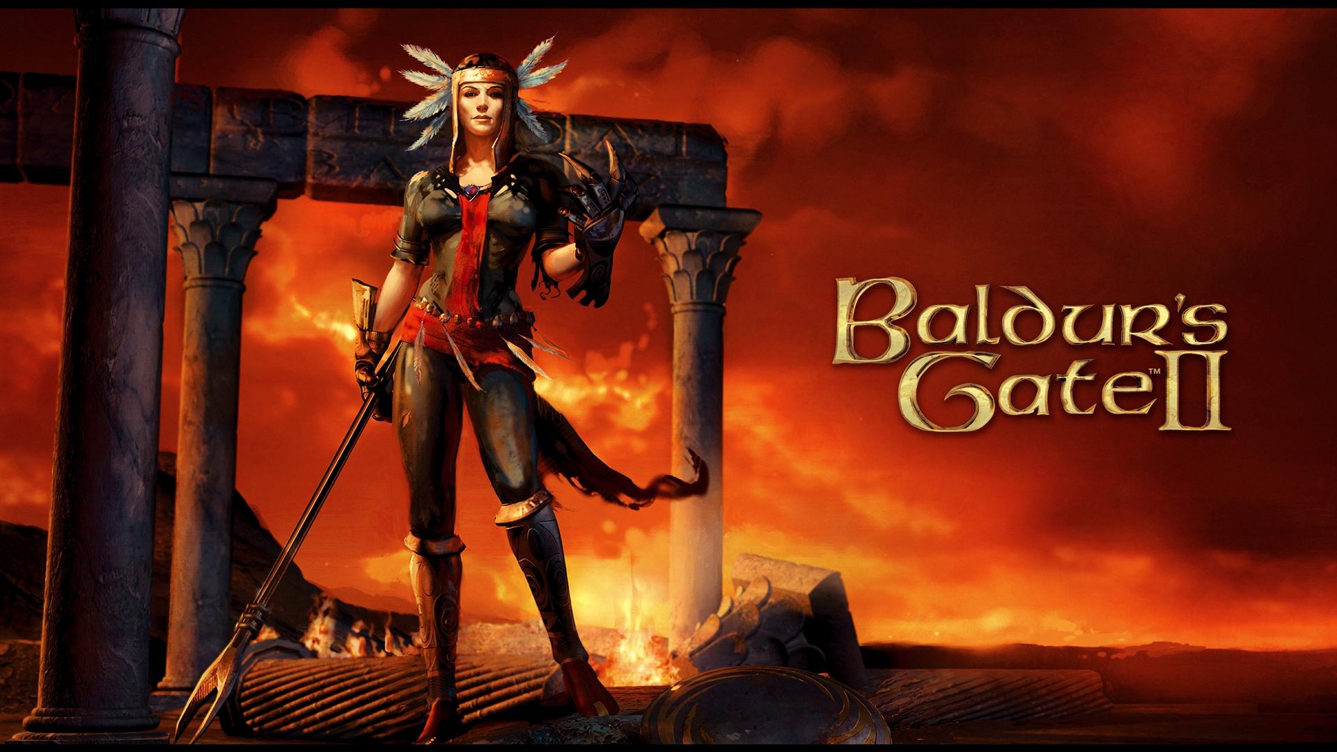 Baldurs Gate Ii Fondo De Pantalla Hd Fondo De Escritorio