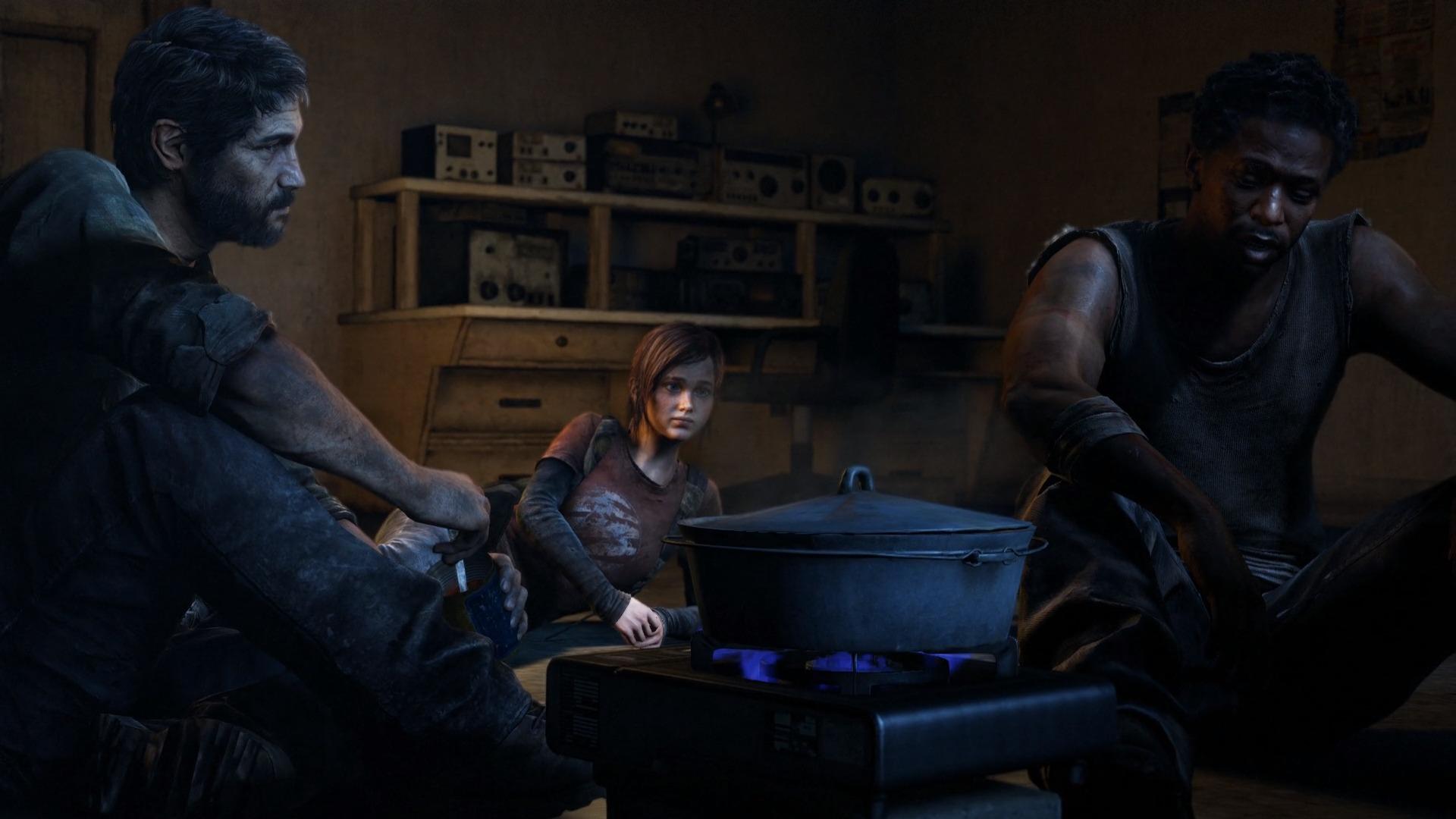 210 The Last Of Us Papéis De Parede Hd: Vídeo Game The Last Of Us Papel De Parede