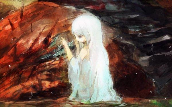 Anime Pixiv Fantasia Sword Regalia HD Wallpaper | Background Image