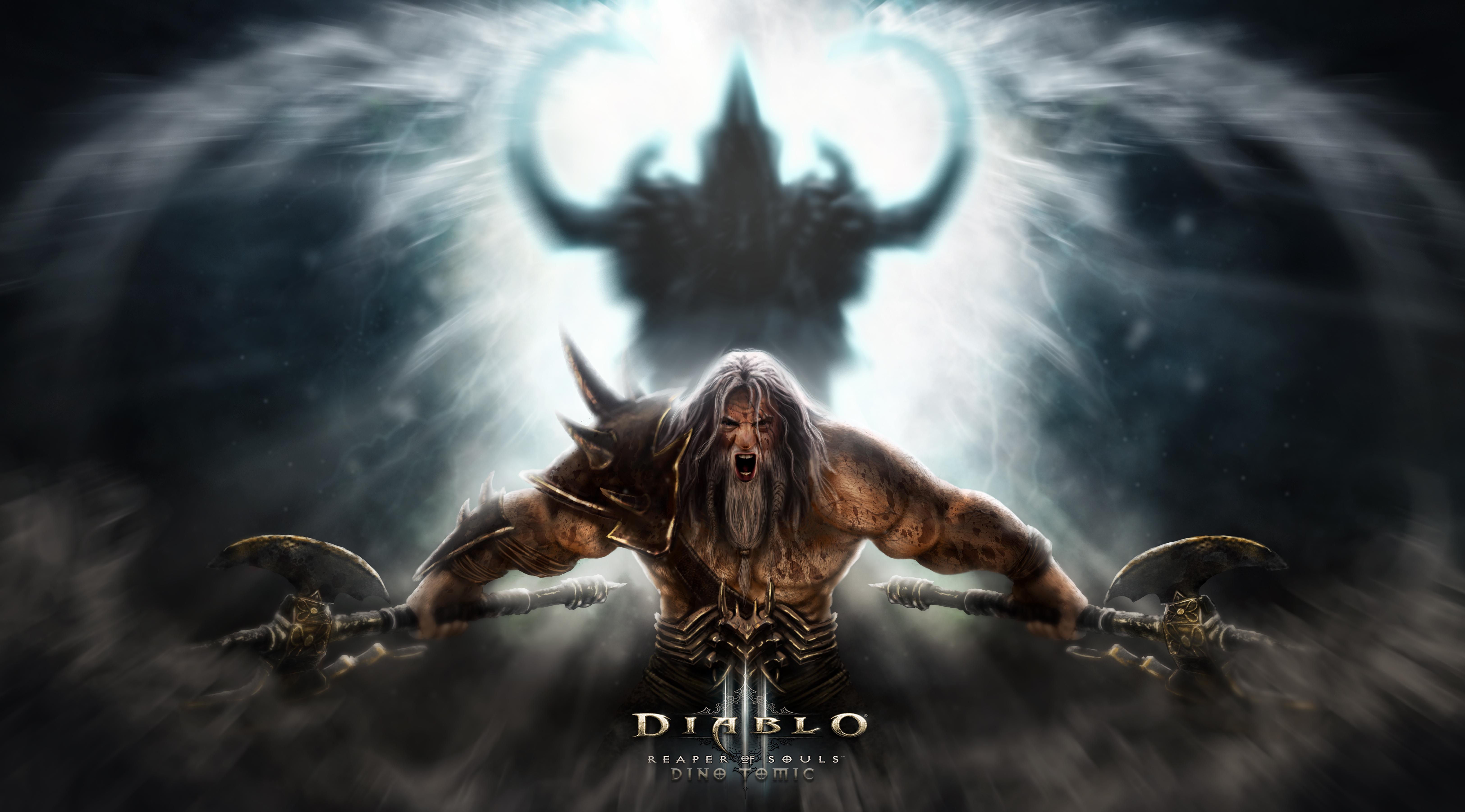 Diablo III: Reaper Of Souls Computer Wallpapers, Desktop Backgrounds ...