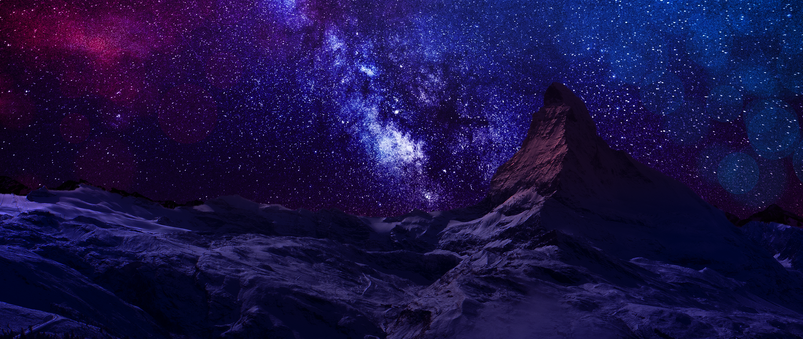 purple night full hd fondo de pantalla and fondo de