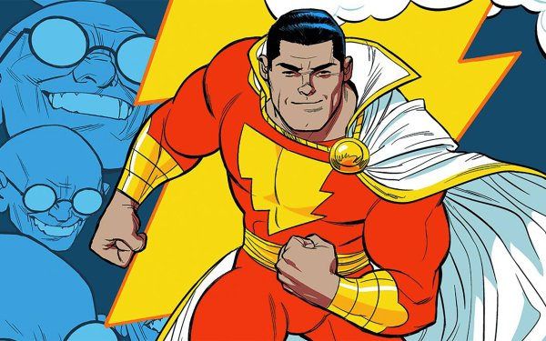 Comics Shazam! Billy Batson Shazam HD Wallpaper | Background Image