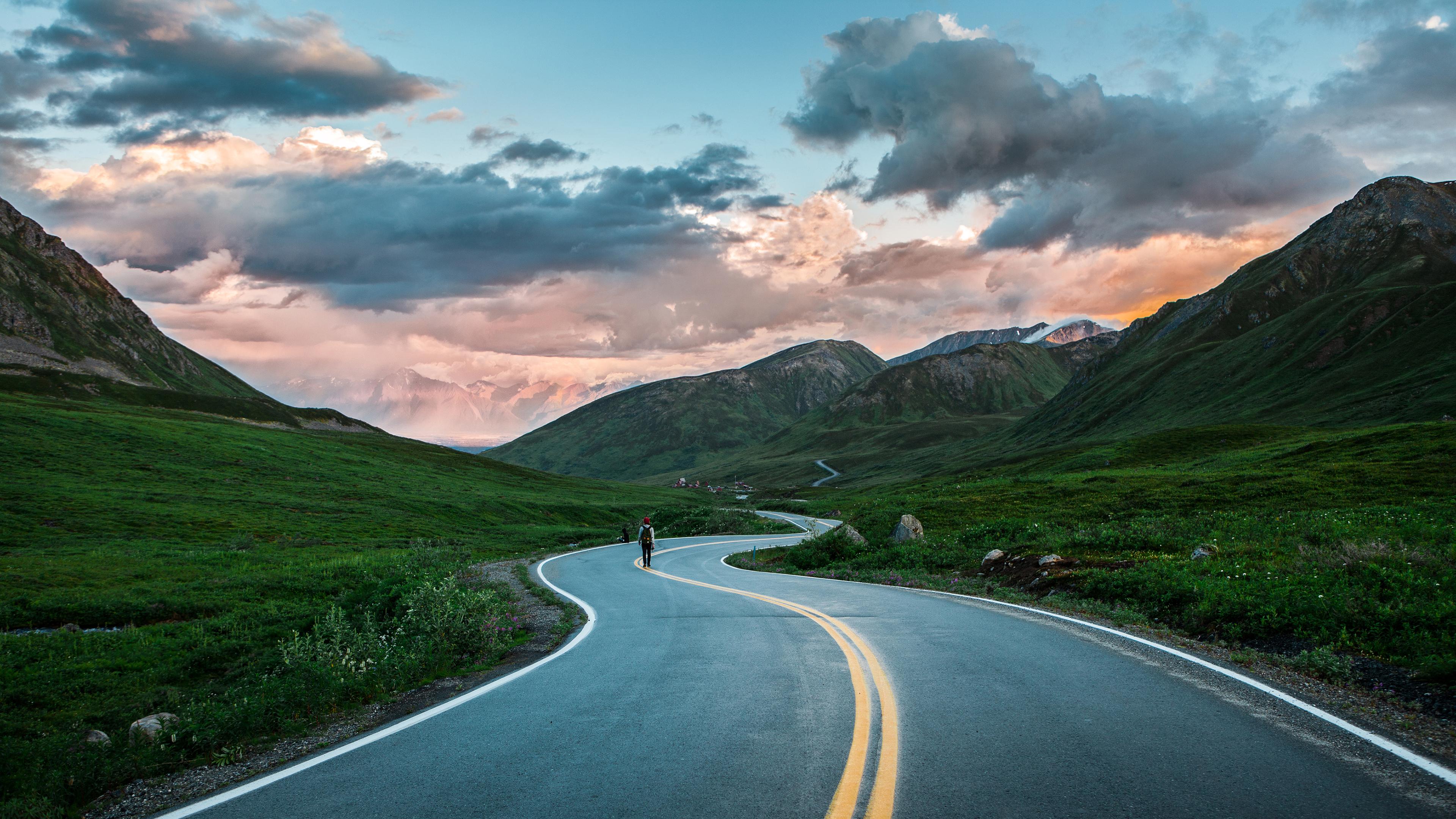 4k Hd Wallapaper: Mountain Landscape 4k Ultra HD Wallpaper