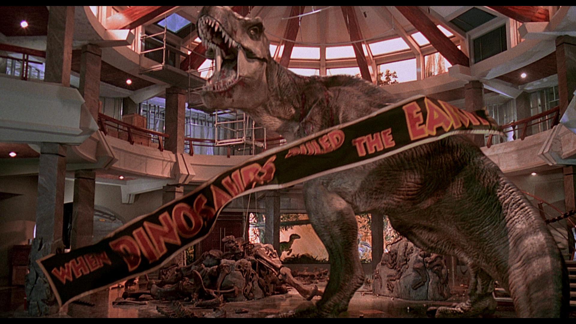 Jurassic Park Hd Wallpaper Background Image 1920x1080 Id
