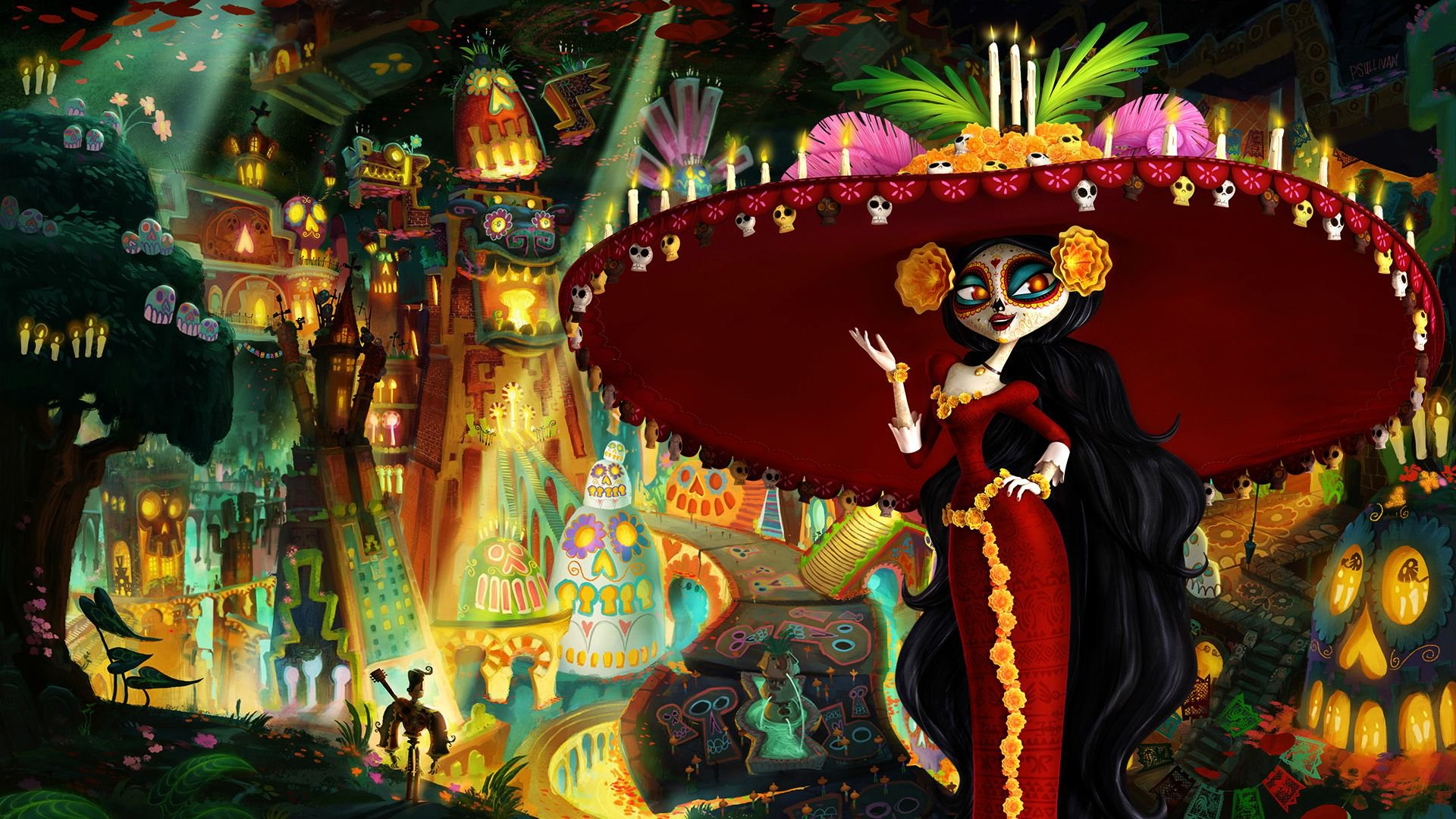18 Manolo The Book Of Life Hd Wallpapers Background Images
