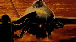 Preview Video Game - Aero Fighters Art