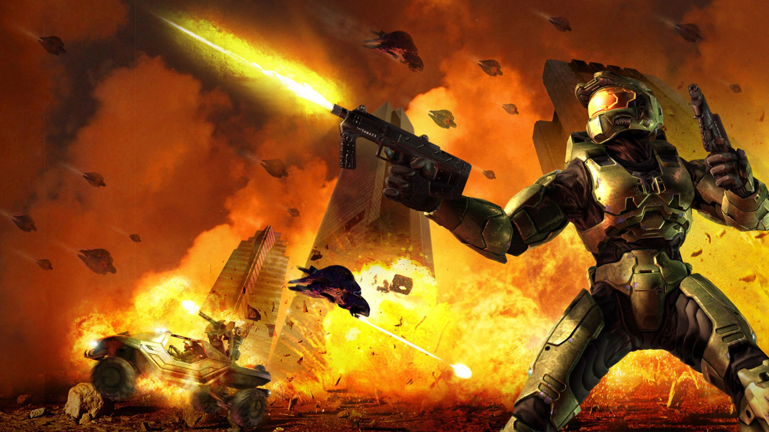 Halo 2 Wallpaper Full HD And Background Image