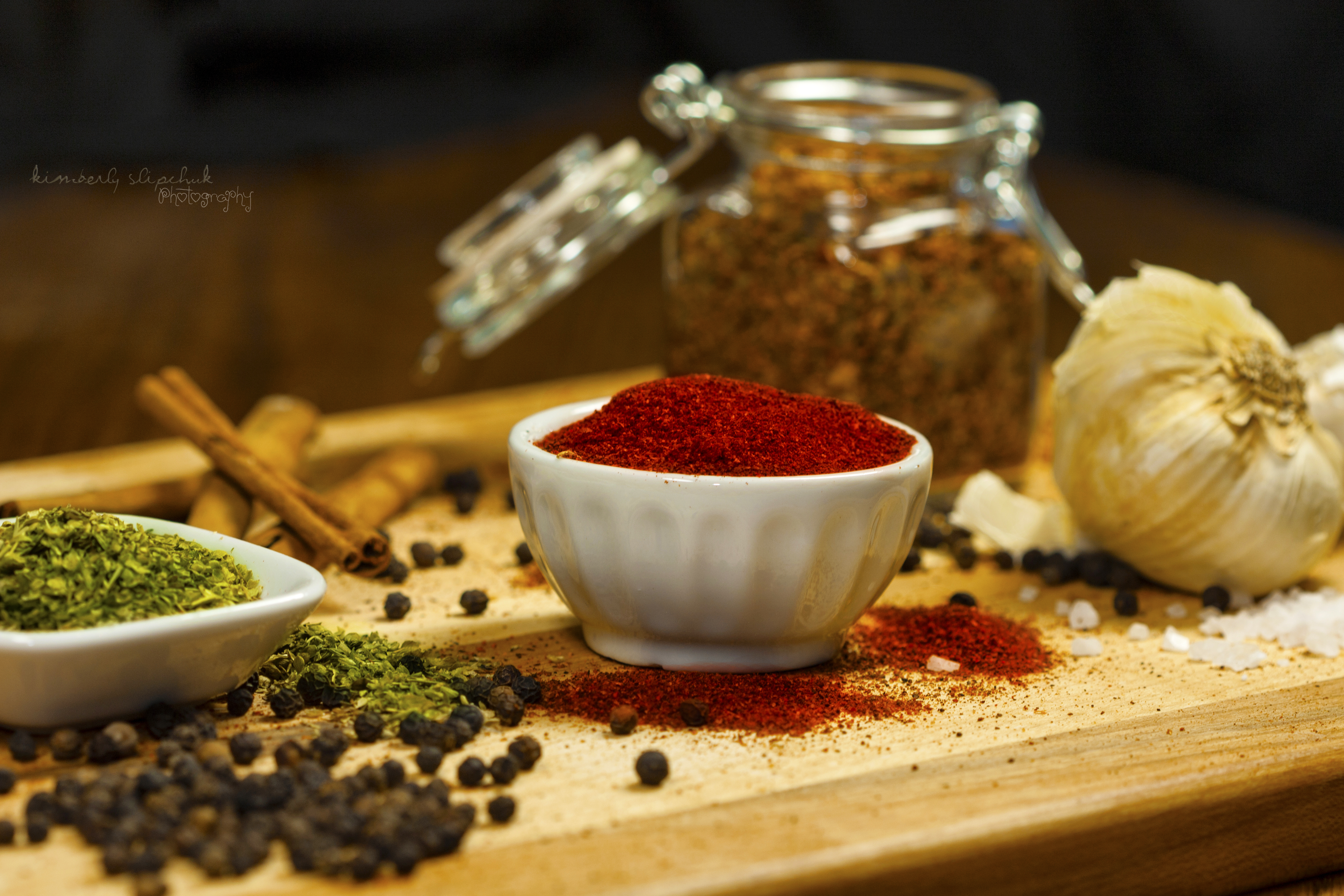Colorful Food Wallpaper Free Download: Herbs And Spices 4k Ultra HD Wallpaper And Background