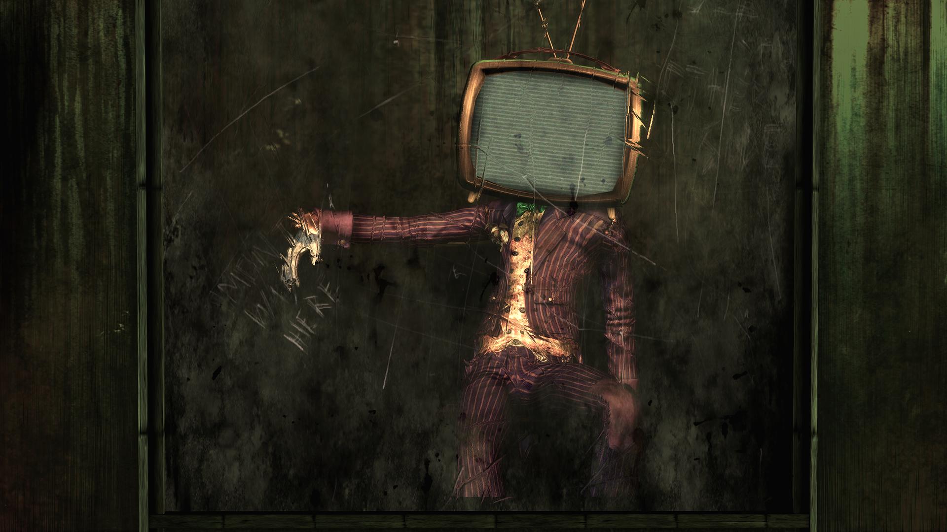 Batman Arkham Asylum - Joker HD Wallpaper   Background ...
