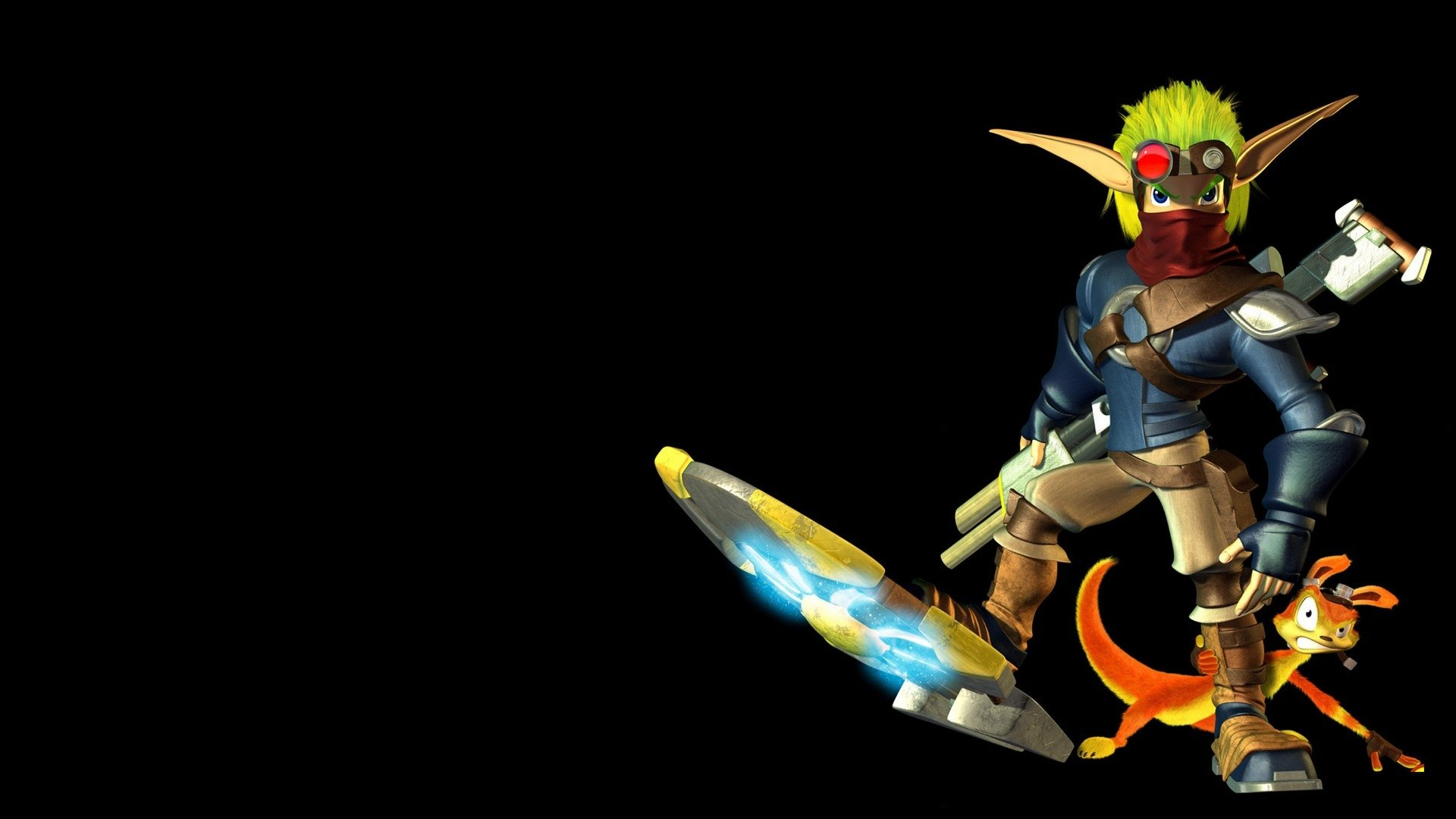 3 Jak Ii Hd Wallpapers Background Images Wallpaper Abyss