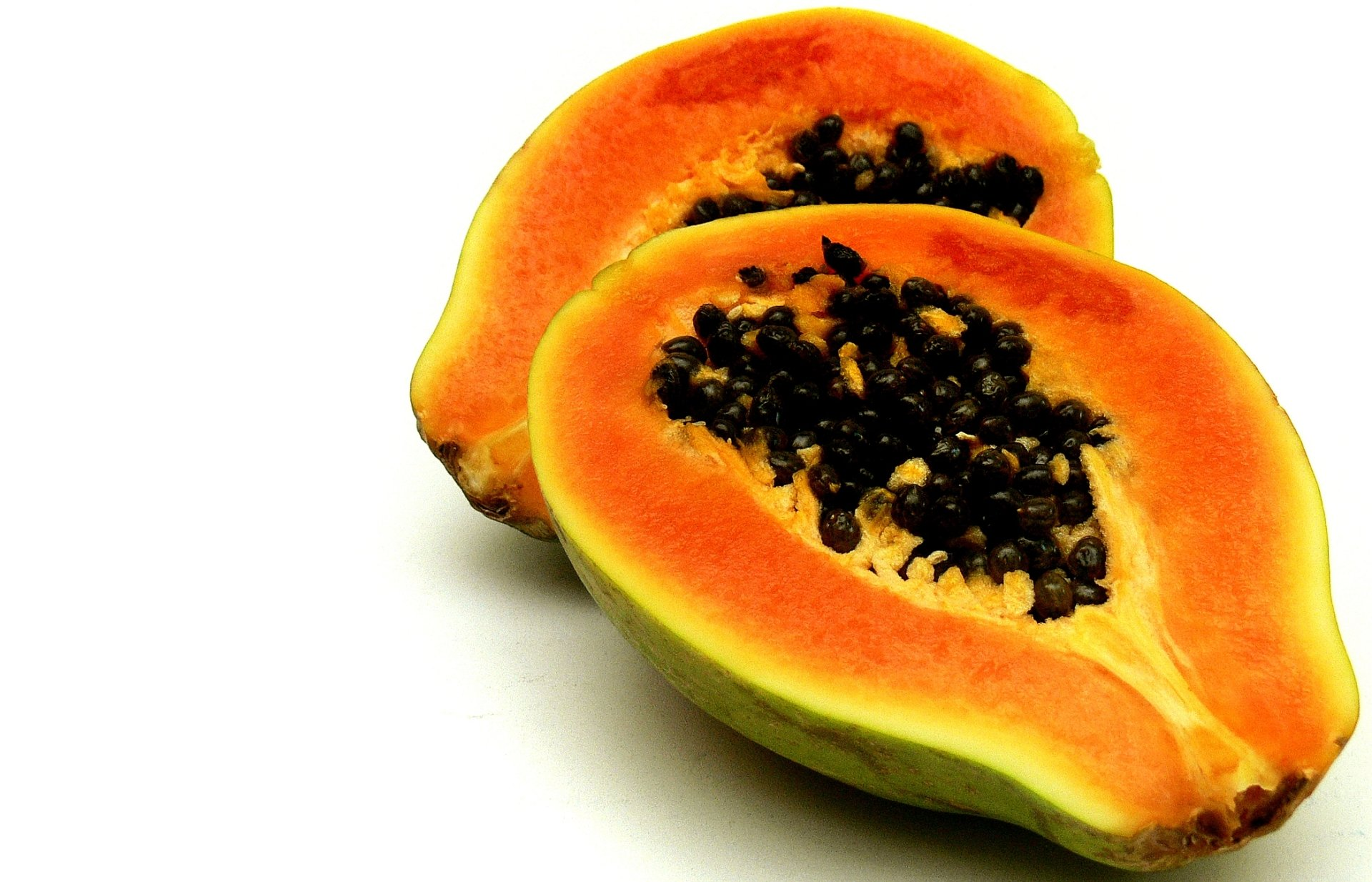 papaya also known as pawpaw full hd wallpaper and