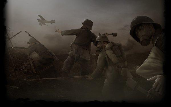 Video Game Verdun World War I HD Wallpaper   Background Image