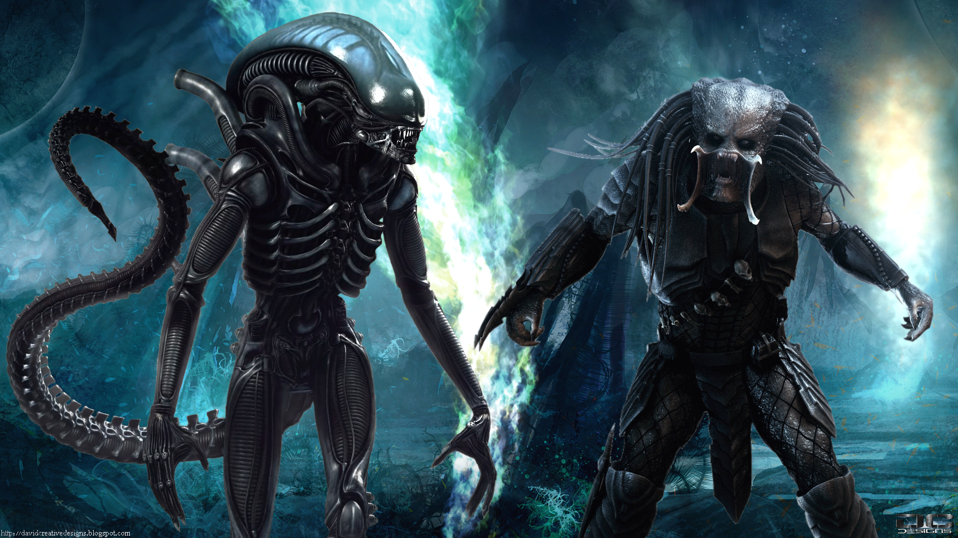 Alien Vs Predator Comp...