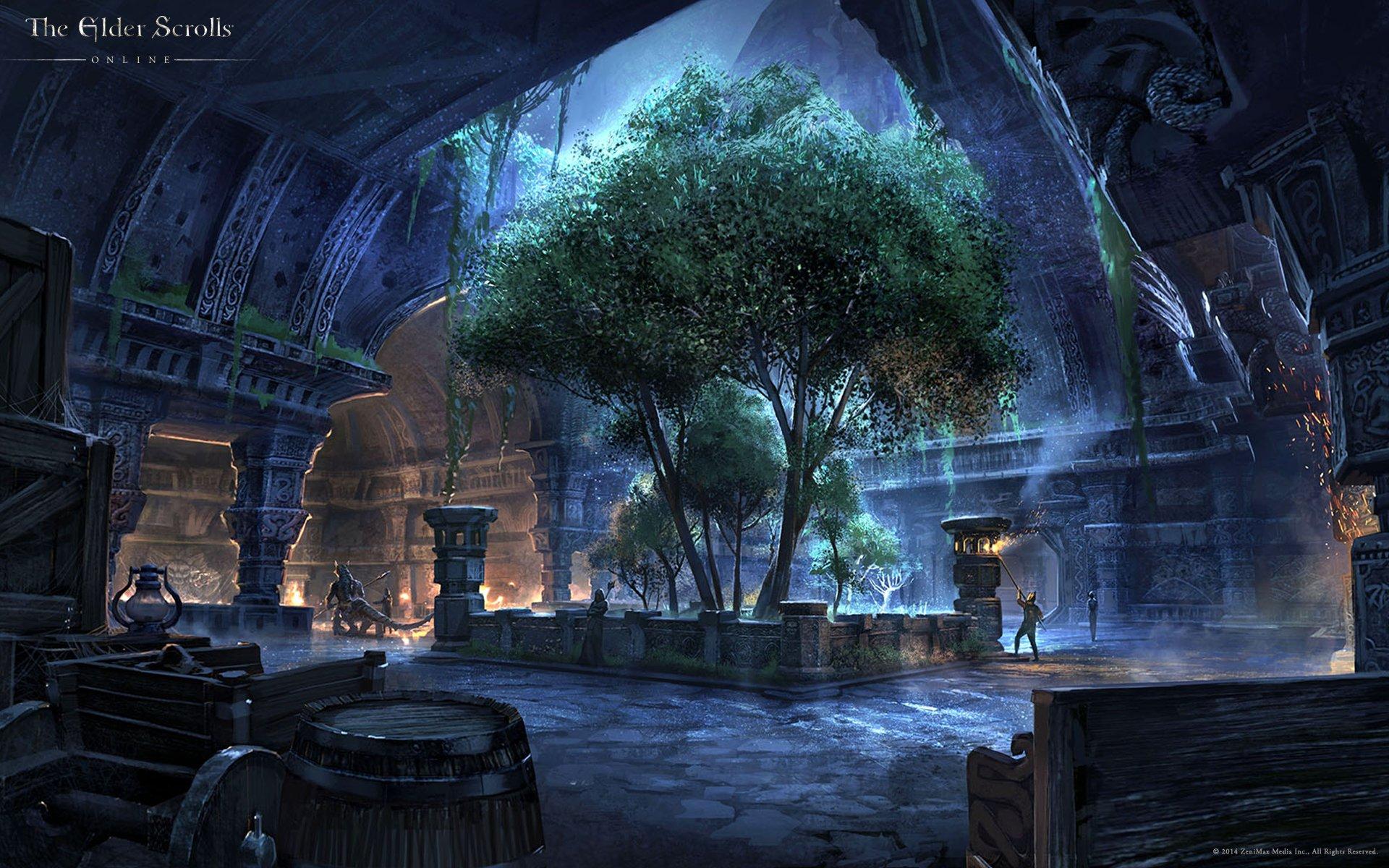 The Elder Scrolls Online HD Wallpaper | Background Image ...