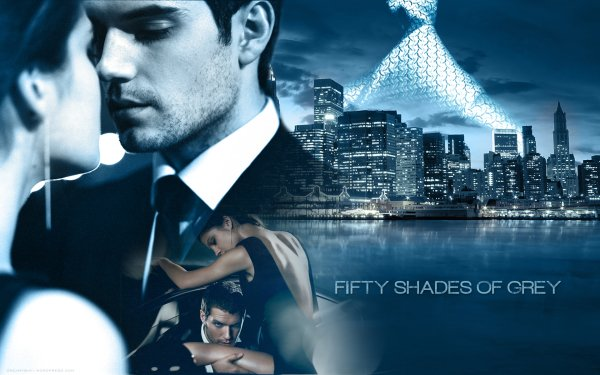 Movie Fifty Shades of Grey Dakota Johnson Jamie Dornan HD Wallpaper   Background Image