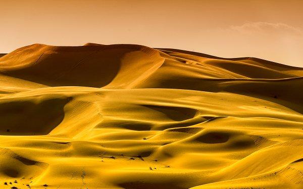 Earth Desert HD Wallpaper | Background Image