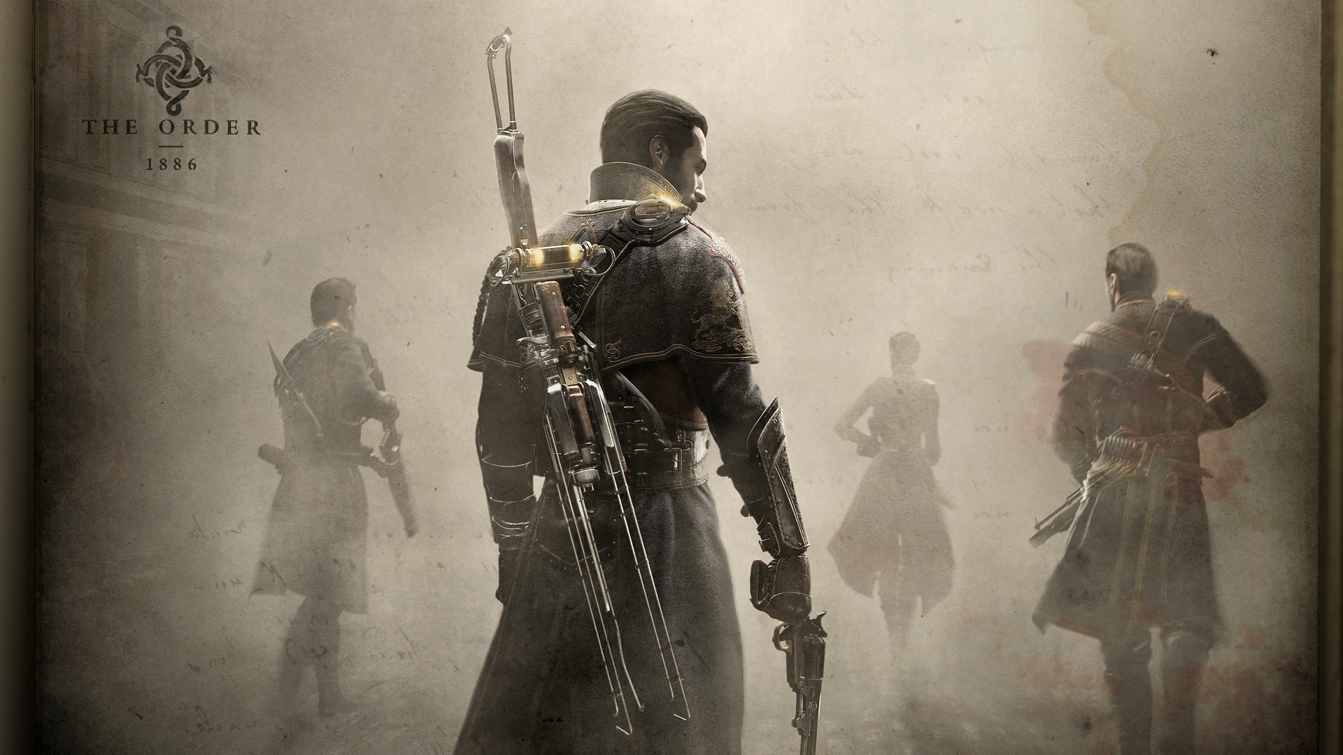 The Order 1886 Full HD Wallpaper and Background ...
