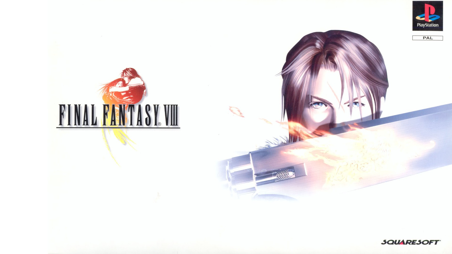 Final Fantasy Viii Hd Wallpaper Background Image 1920x1080