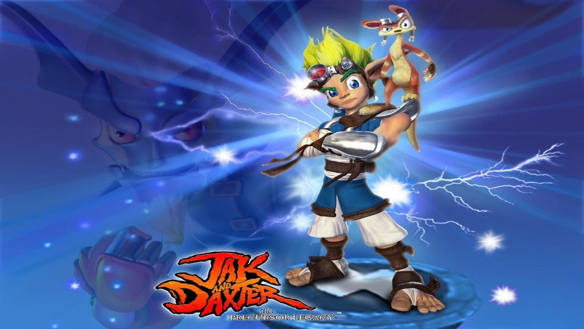 Jak And Daxter The Precursor Legacy Hd Wallpaper