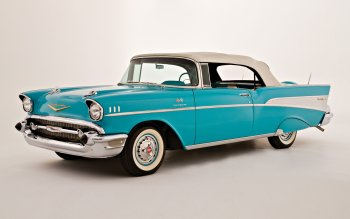 4 1957 Chevrolet Bel Air HD Wallpapers | Background Images ...