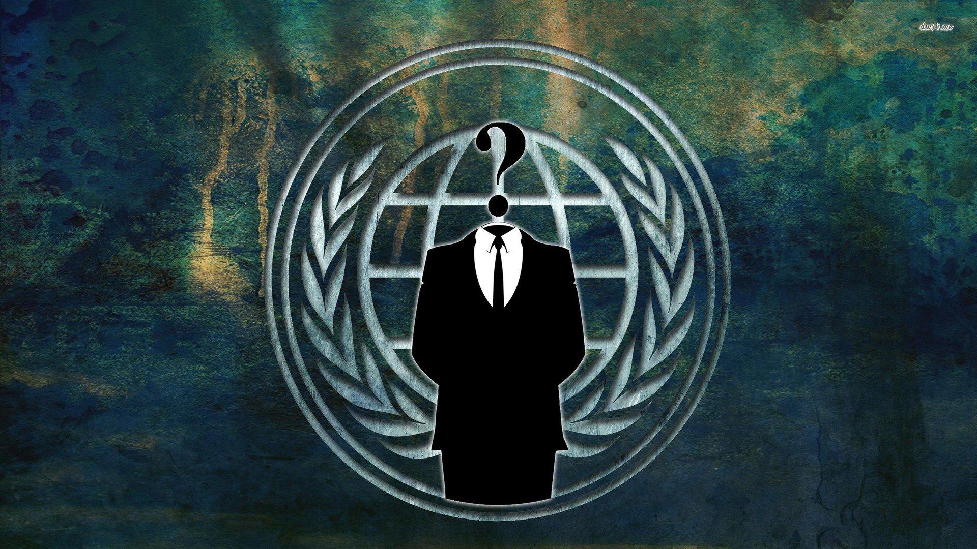 Anonymous Wallpaper x