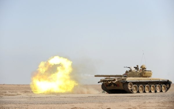 Military T-72 Tanks HD Wallpaper | Background Image