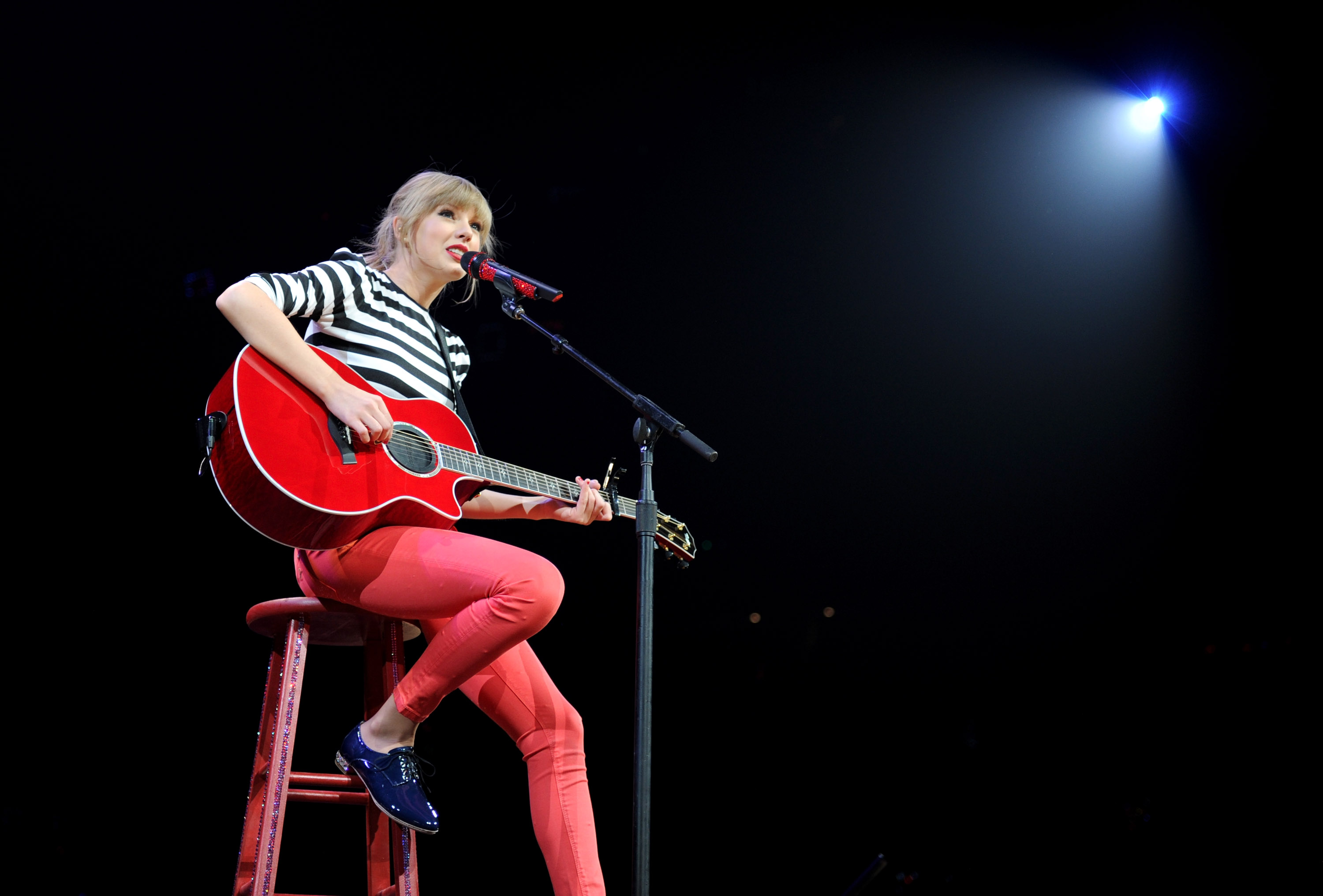 Taylor Swift Full HD Wallpaper and Background Image ...Taylor Swift Acoustic Guitar Wallpaper